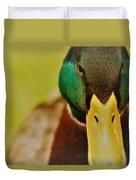 Lucky Ducky Duvet Cover
