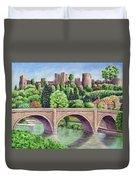Ludlow Castle Duvet Cover