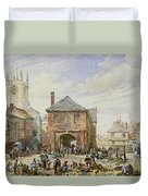 Ludlow Duvet Cover by Louise J Rayner