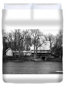 Ludwig Mill Duvet Cover