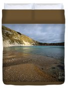 Lulworth Cove Duvet Cover