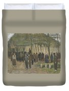 Lumber Sale Nuenen  January 1884 Vincent Van Gogh  1853  1890 Duvet Cover