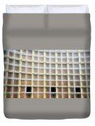 Lumina Squares Duvet Cover