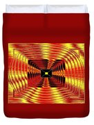 Luminous Energy 12 Duvet Cover