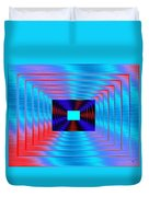 Luminous Energy 17 Duvet Cover by Will Borden