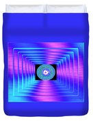 Luminous Energy 9 Duvet Cover by Will Borden