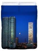 Lunar Eclipse-04apr2015-2 Duvet Cover