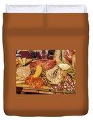 Lunch Fraschetta Duvet Cover
