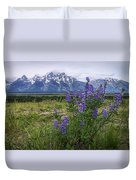 Lupine Beauty Duvet Cover
