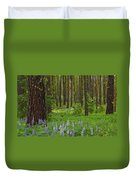 Lupine Carpet Duvet Cover