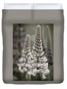 Lupine Muted Duvet Cover