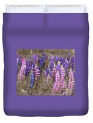 Lupins 2016 28a Duvet Cover
