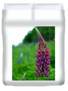 Lupins 2016 5 Duvet Cover