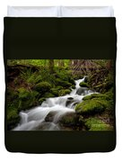 Lush Stream Duvet Cover
