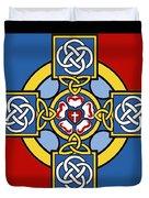 Lutheran Cross Duvet Cover