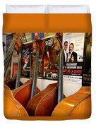 Luthier 2 Duvet Cover