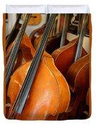 Luthier 4 Duvet Cover