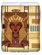 Luxor Deluxe Duvet Cover by Tara Hutton