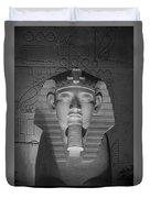 Luxor Interior 2 B W Duvet Cover