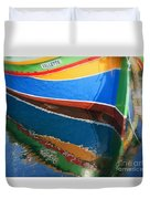 Luzzu Reflections Duvet Cover
