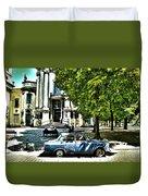 Lviv Duvet Cover