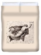 Lyre Of Orpheus Duvet Cover
