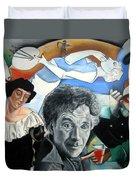 M Chagall Duvet Cover