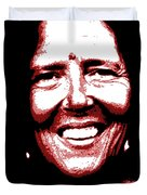 Ma Jaya Sati Bhagavati 4 Duvet Cover