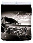 Mack B61 Ghost Duvet Cover