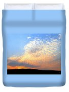 Mackerel Sky Duvet Cover