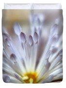 Macro Flower 3 Duvet Cover