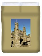 Macroom Castle County Cork Ireland Duvet Cover