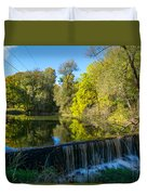 Mad River Waterfall Duvet Cover