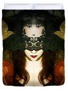Madame Mayhem Duvet Cover
