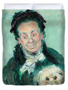 Madame Paul Duvet Cover