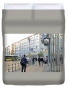 Made In Berlin Duvet Cover