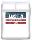 Made In Bryce Canyon, Utah Duvet Cover