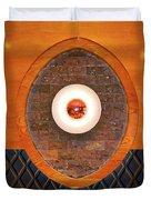 Art Deco Cafe Wall Light Duvet Cover