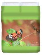 Madiera Butterflies Duvet Cover