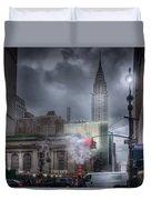 Madison Avenue Duvet Cover