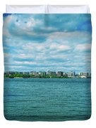 Madison Skyline Duvet Cover