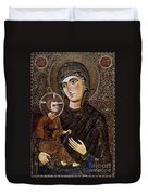Madonna Icon Duvet Cover
