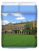 Magdalen New Building Duvet Cover