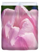 Magenta Bloom Duvet Cover