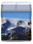 Magestic Mountain Duvet Cover