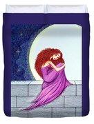 Maggie's Lullaby Duvet Cover