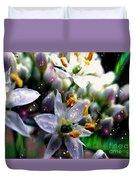Magic Blossoms Duvet Cover