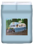 Magic Bus Duvet Cover