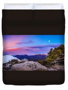 Magic Summit Duvet Cover