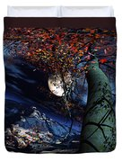 Magic Tree Of Wonder Duvet Cover
